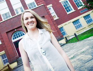 Future Teachers grad prepares for career in the classroom