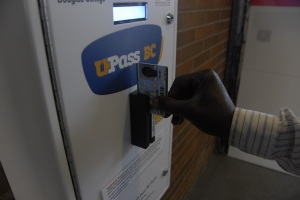 Douglas College sets Nov. 10 deadline for Compass Cards