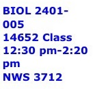 NWS Course Sched Example