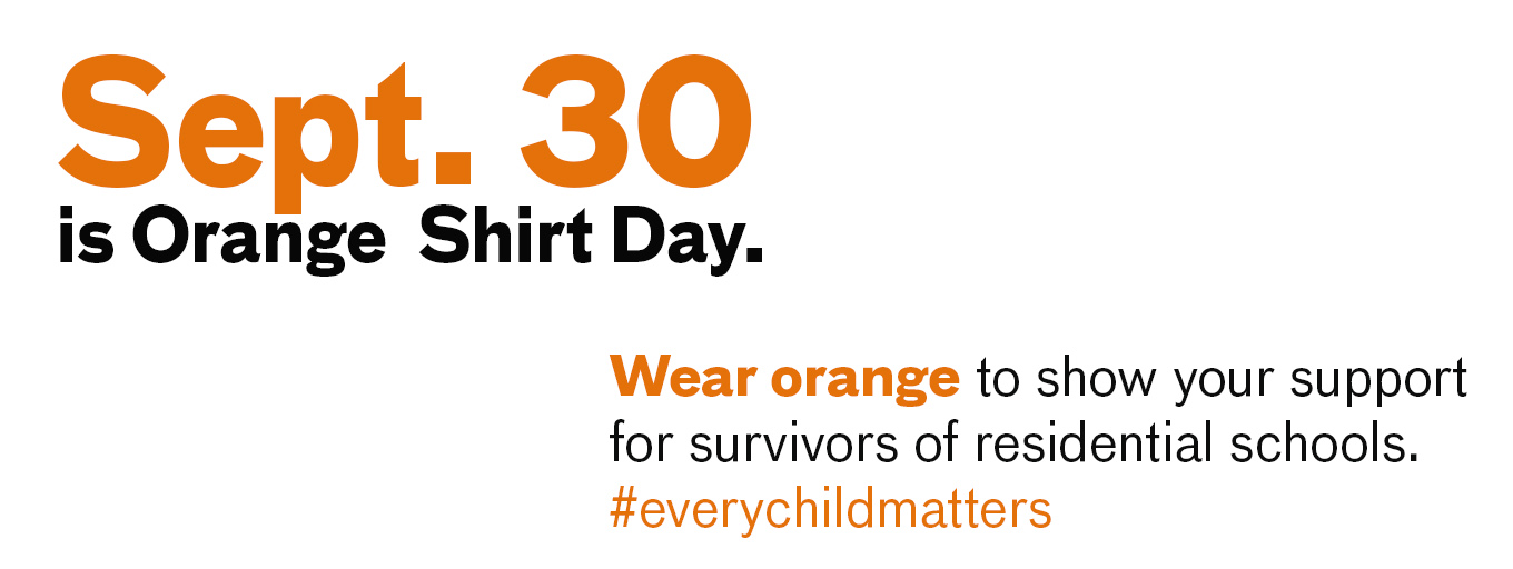 Image result for orange shirt day sept 30