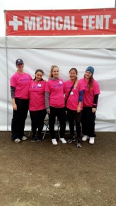 Psychiatric Nursing students put their skills to the test through volunteering