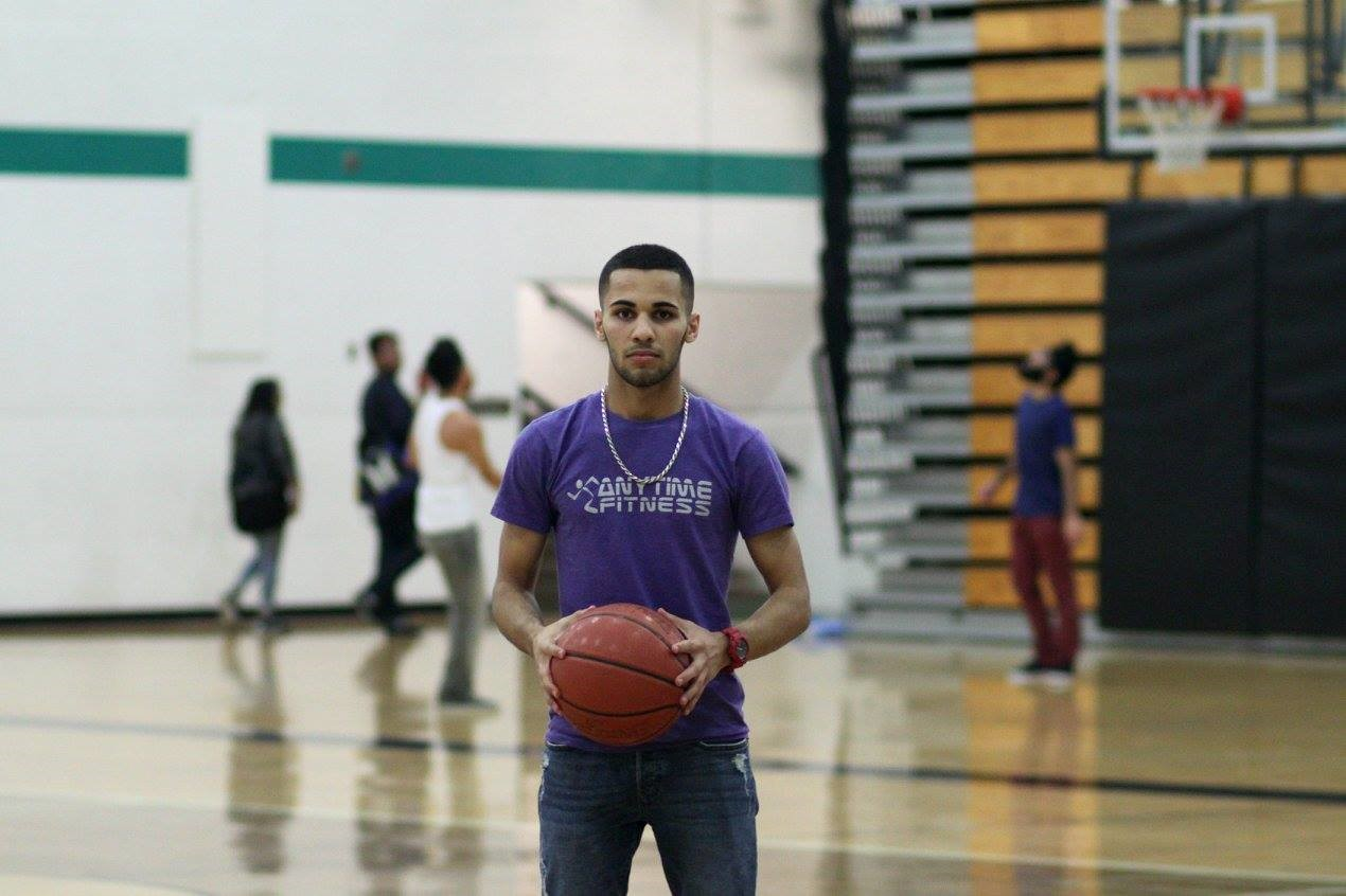Humans of DC, Humans of Douglas College, student holding basketball